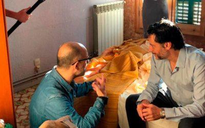 Santi Monreal dirige su primer cortometraje: Cambra de la tardor