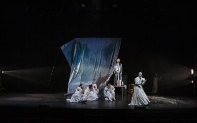 Estreno de La Tempesta en el Teatre Kursaal de Manresa